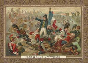 Cambronne Waterloo
